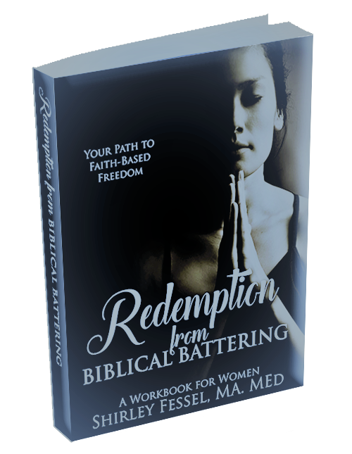 Cover of Redemption from Biblical Battering workbook